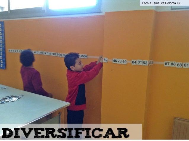DIVERSIFICAR Escola Tanit Sta Coloma Gr.
