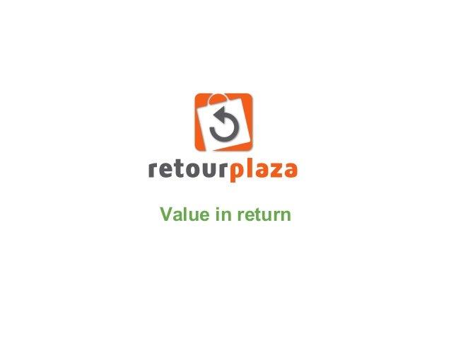 Value in return