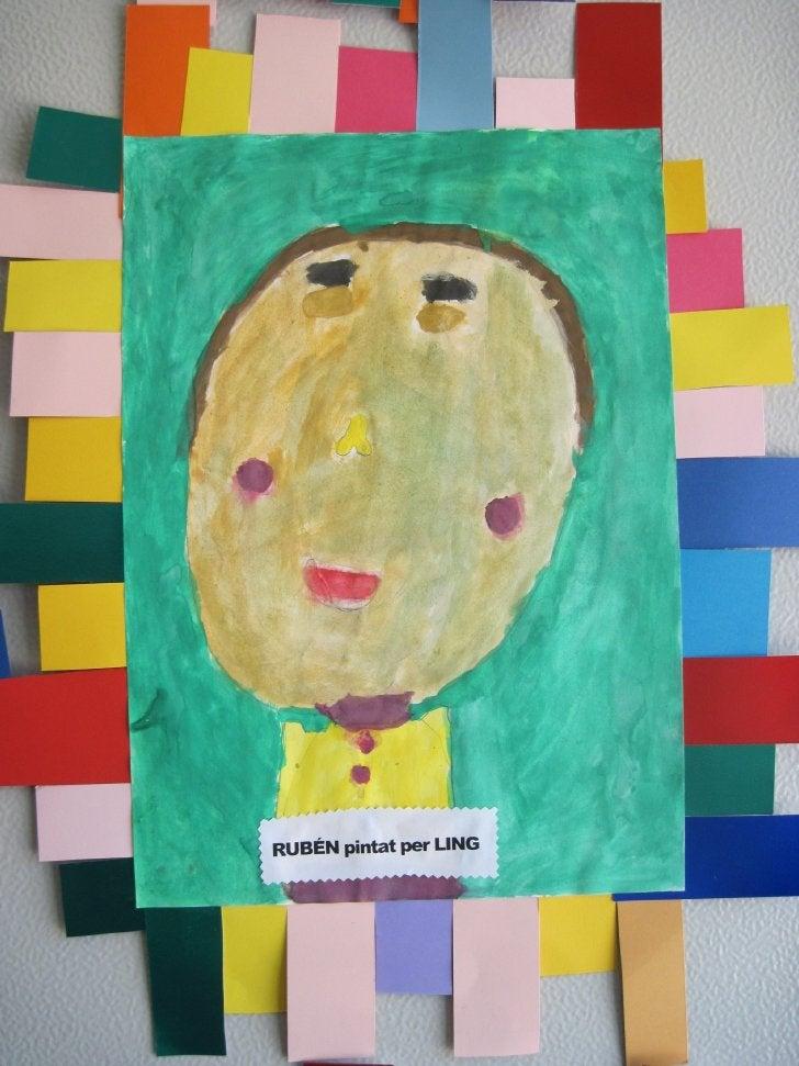 Retrats aquareles 4