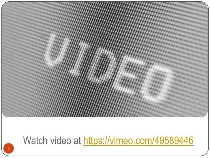 Watch video at https://vimeo.com/495894463