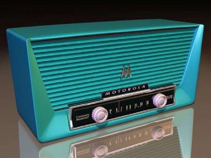 Retro Radio Collection Slide 2