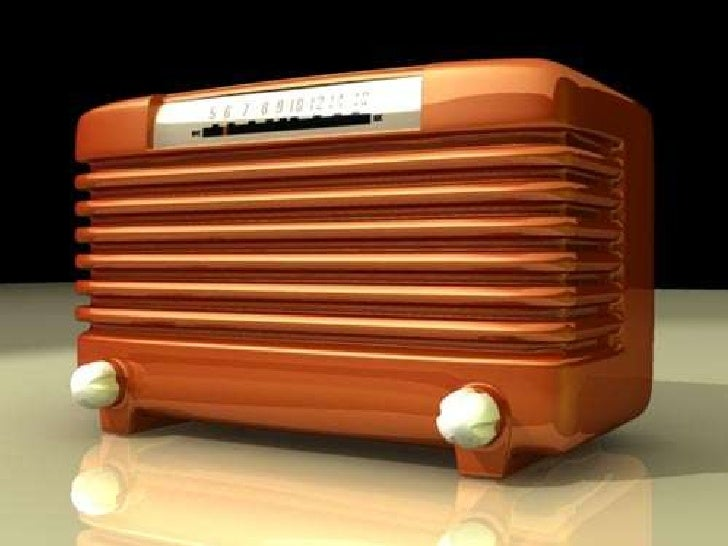 Retro Radio Collection Slide 3