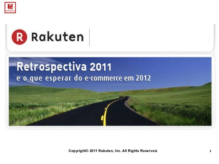Copyright© 2011 Rakuten, Inc. All Rights Reserved.