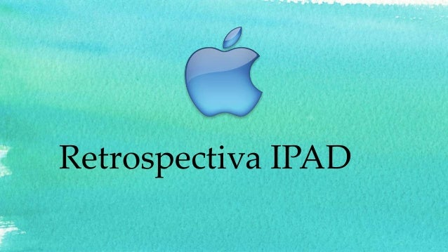 Retrospectiva IPAD