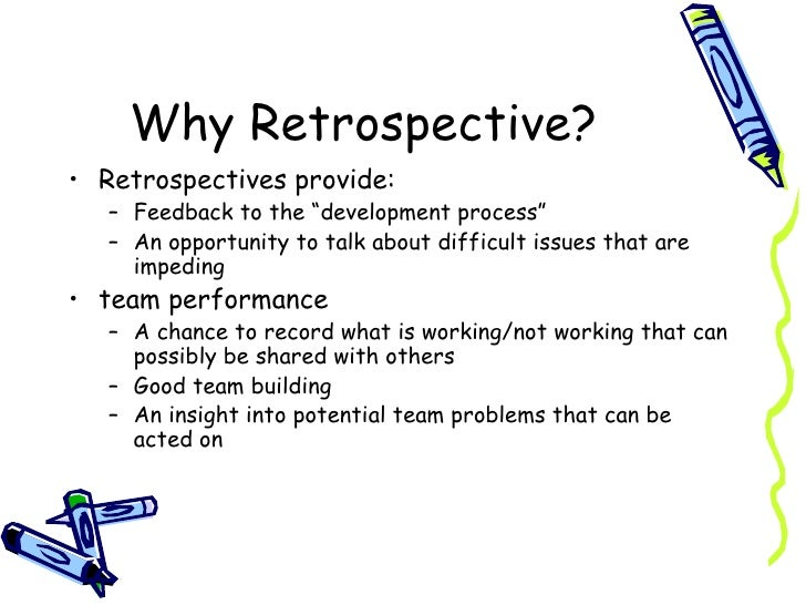 what is retrospect