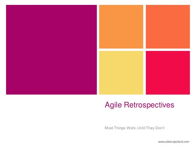 agile retrospectives esther derby pdf