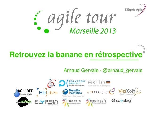 Retrouvez la banane en rétrospective Arnaud Gervais - @arnaud_gervais