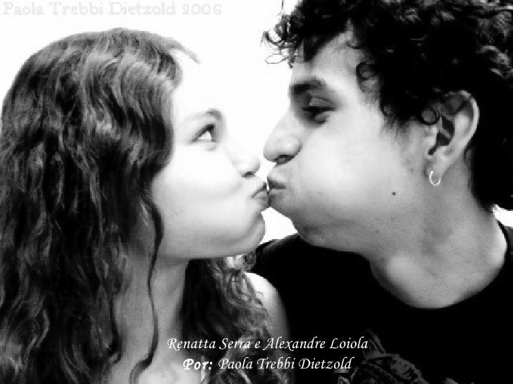 Renatta Serra e Alexandre Loiola Por:  Paola Trebbi Dietzold