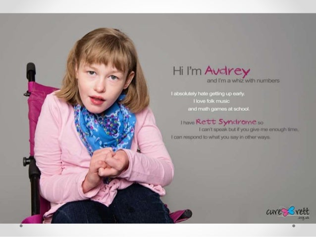 rett syndrome picture Rett syndrome Presentation