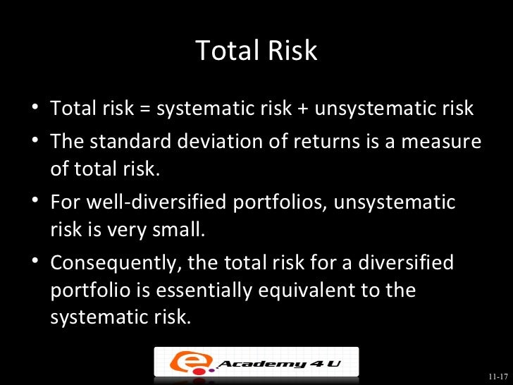 return and risk the capital asset The capital asset pricing model is an elegant theory with profound implications for asset pricing and investor behavior but how useful is the model given the idealized.