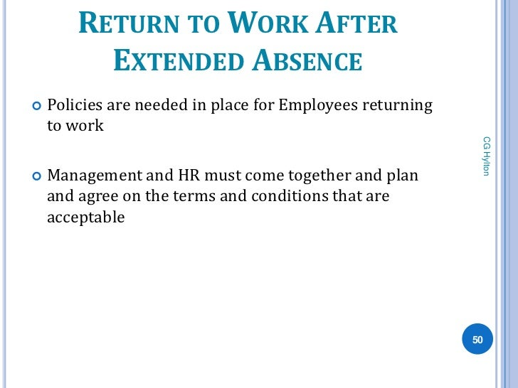 Return To Work Outperform And Engage Employees