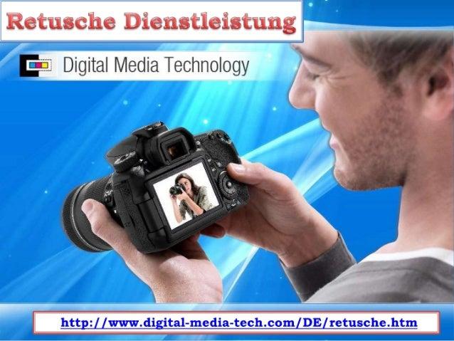Retusche Dienstleistung- Group D.M.T