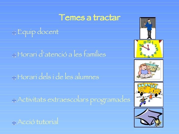 Reunió De Pares I Mares Slide 2