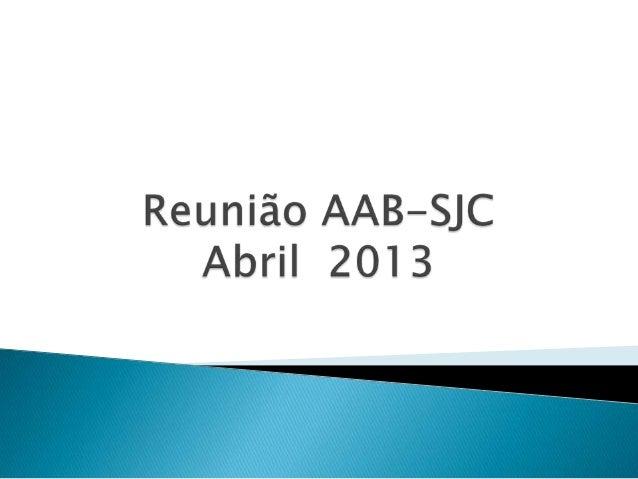 • Campanha para definir quadro associativo•Email•Fichas enviadas pelos atletas•Reunião do dia 03/04•Arquibancada próximo j...