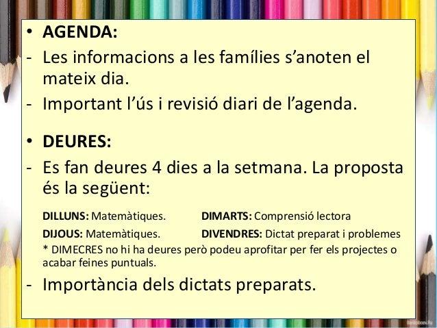 ÀREES  • AGRUPAMENTS FLEXIBLES: En les àrees de llengua catalana i matemàtiques es  divideixen els alumnes en grups en fun...