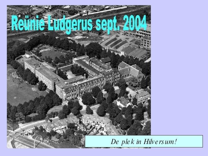 De plek in Hilversum!
