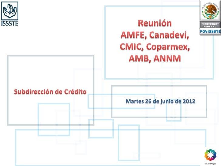 Martes 26 de junio de 2012