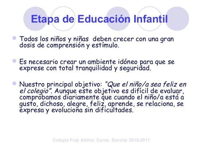 Todos los niños y niñas deben crecer con una gran dosis de comprensión y estímulo. Es necesario crear un ambiente idóneo...