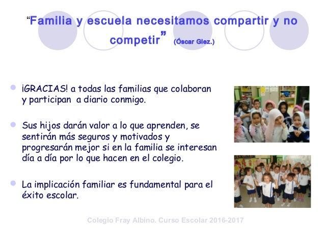  ¡GRACIAS! a todas las familias que colaboran y participan a diario conmigo.  Sus hijos darán valor a lo que aprenden, s...