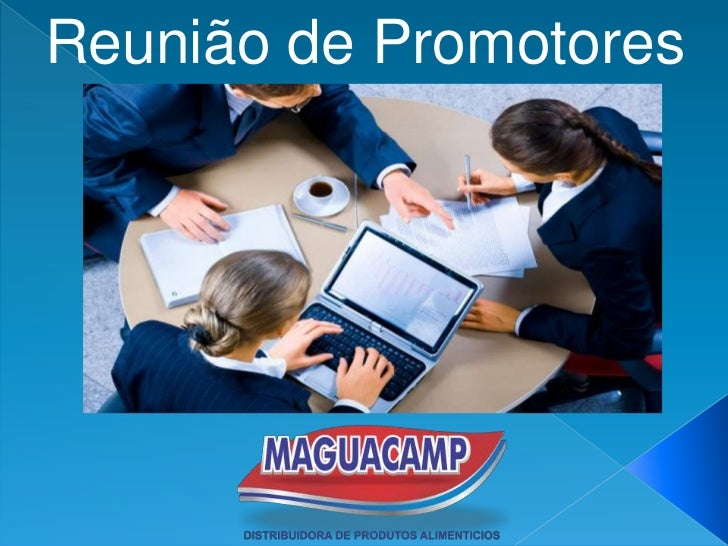 Reunião de Promotores       2012