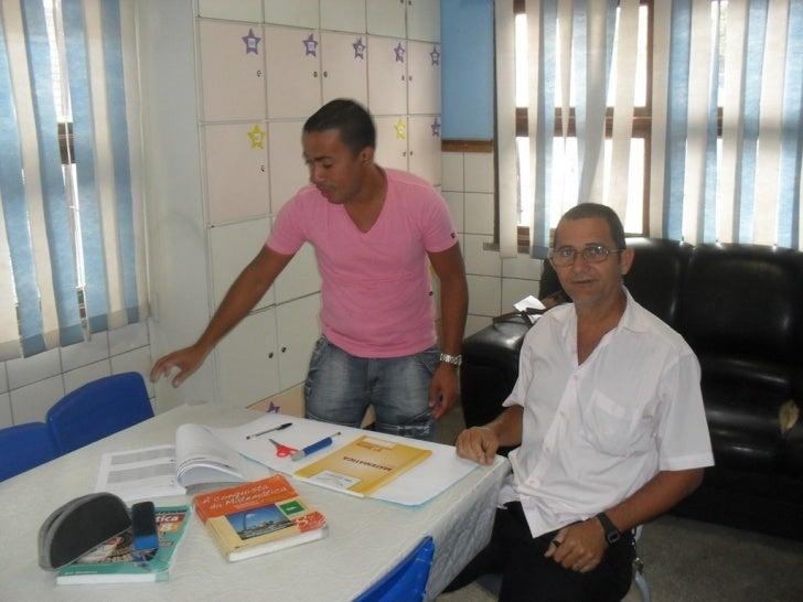 Reunião do  articulador gestar com prof edvan planejamento 24092012