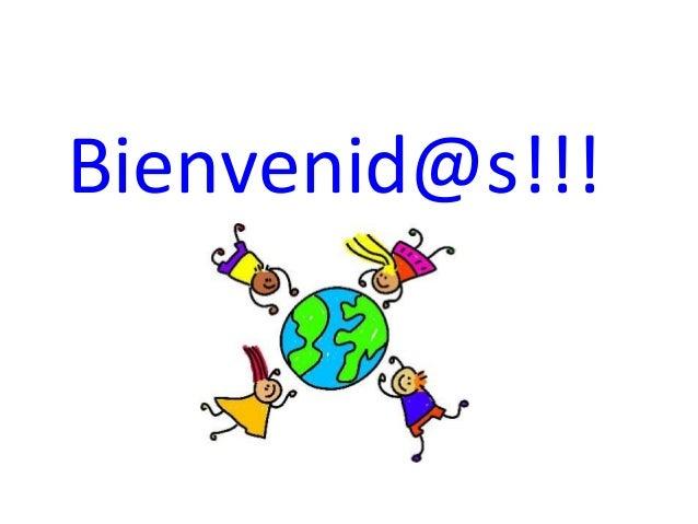 Bienvenid@s!!!