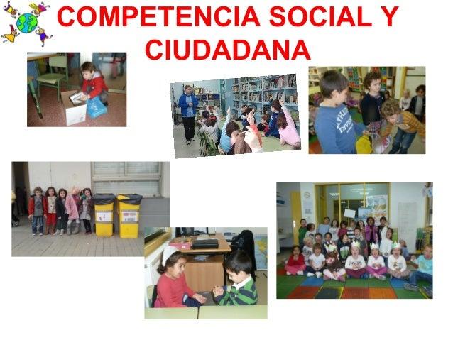 COMPETENCIA SOCIAL YCIUDADANA