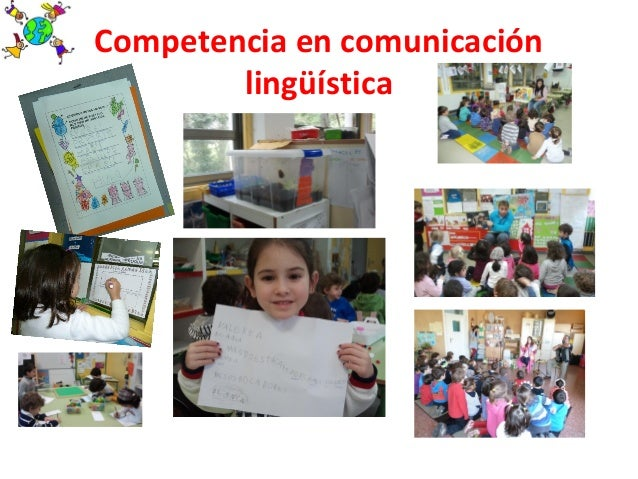 Competencia en comunicaciónlingüística