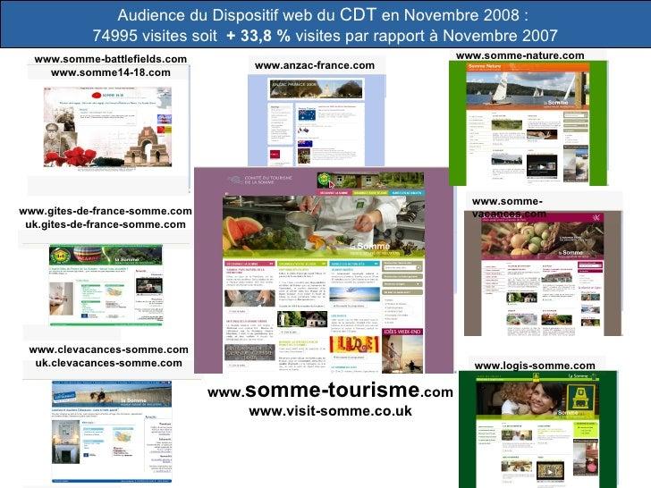 6. Informer & promouvoir  www. somme-tourisme .com www.visit-somme.co.uk www.somme-battlefields.com www.somme14-18.com www...