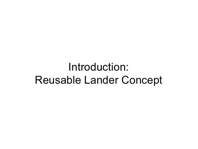 reusable lunar lander rh slideshare net Basic Electrical Schematic Diagrams Ladder Diagram