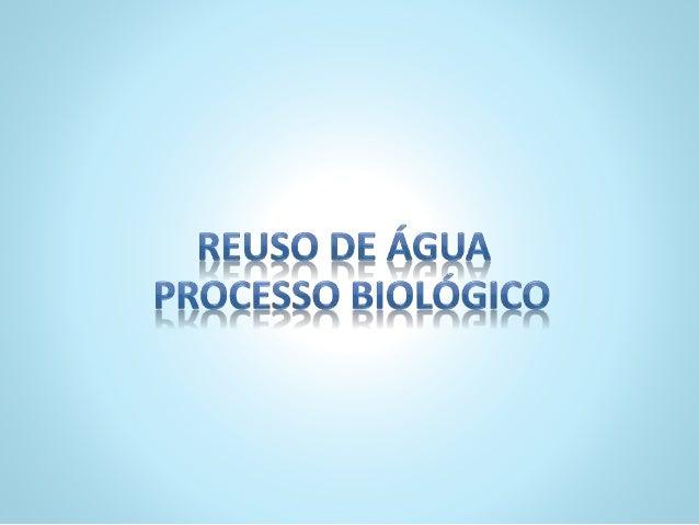 O processo biológico se baseia na biorremediação da água usada na lavagem de frotas. Este processo é uma alternativa ecolo...