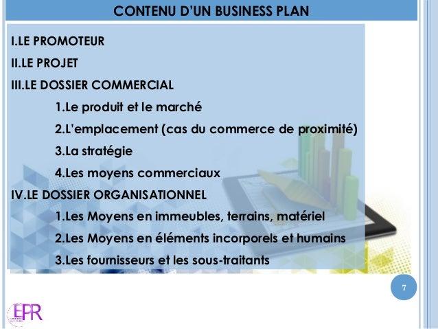 Reussir Votre Business Plan
