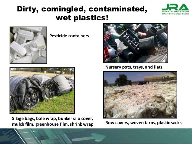Agricultural Waste Plastics Recycling and Transformation