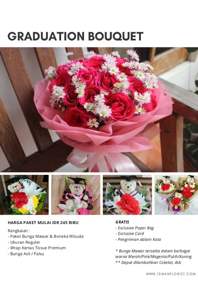 Katalog Teman Florist 2018