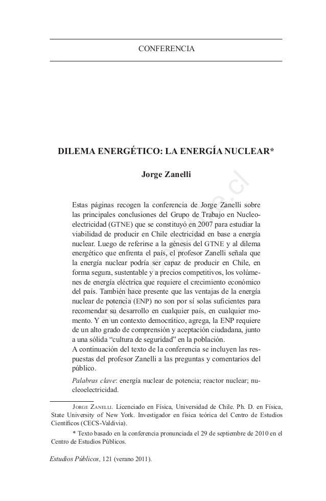 w w w .cepchile.cl Jorge Zanelli. Licenciado en Física, Universidad de Chile. Ph. D. en Física, State University of New Yo...