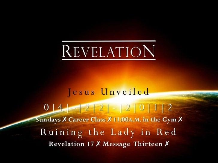 Rev #13 rev 17 slides 042212
