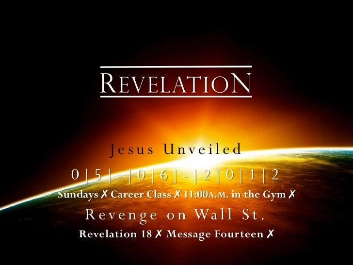 Rev #14 rev 18 slides 050612