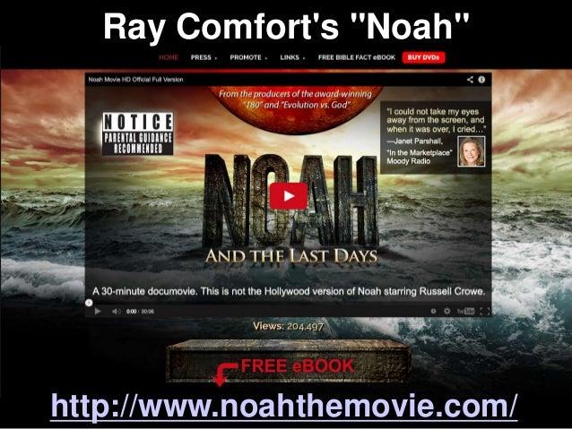 Ray Comforts Noah Noahthemovie