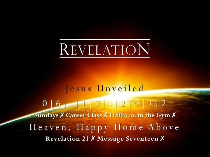 Rev #17 rev 21 slides 061712