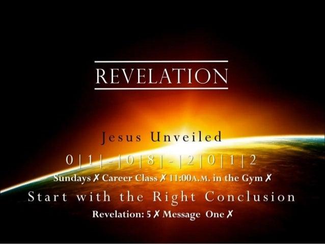 Rev #1 rev 5 slides 010812