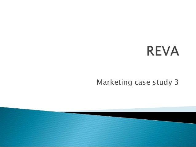 Marketing case study 3