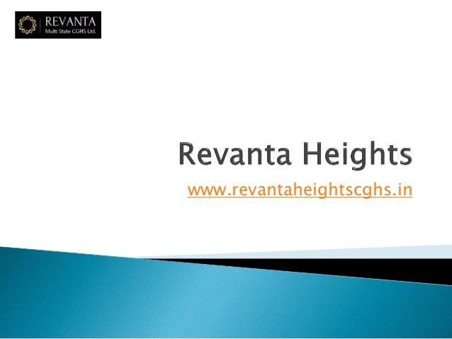 www.revantaheightscghs.in