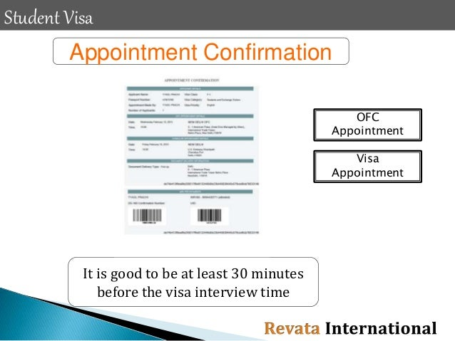 Madison : Us visa interview appointment confirmation letter