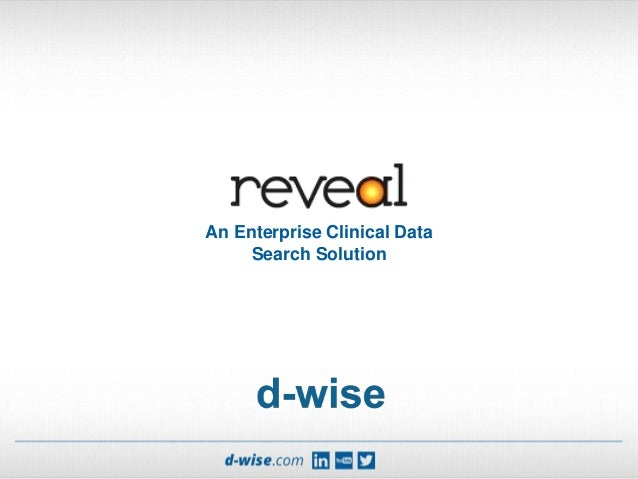An Enterprise Clinical Data Search Solution