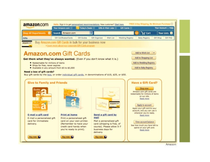 Amazon's Security Levels  Level 0: Amazon doesn't know who you are (no cookie)   Level 1: Amazon knows you from a cookie  ...