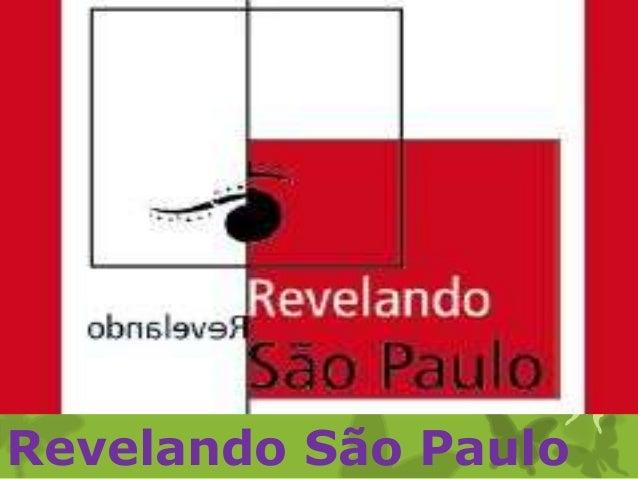 Revelando São Paulo