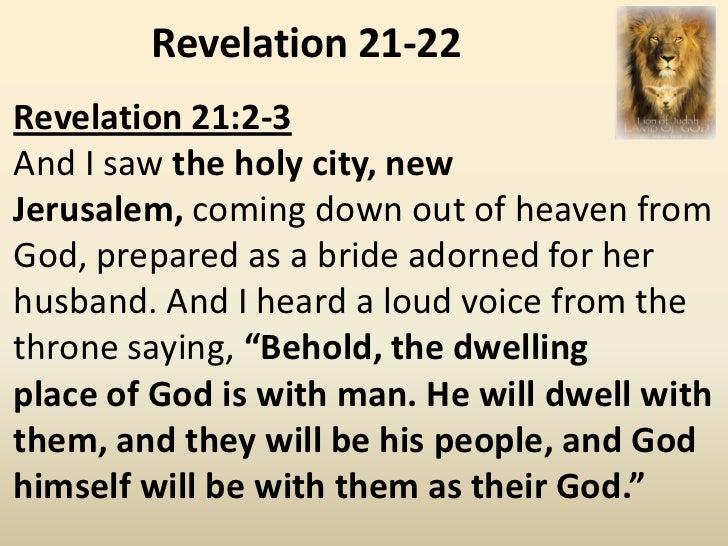 revelation 21 sept 16 2012 sermon slides 1