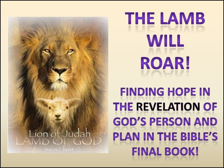 Purpose of the book of          Revelation     It was written to give Christians,struggling in this world against those wh...