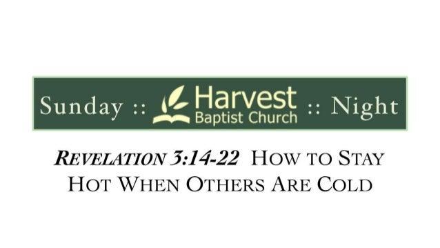 Revelation 3 14 22 slides 030914