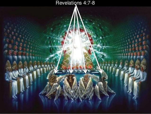 Revelation 4 5